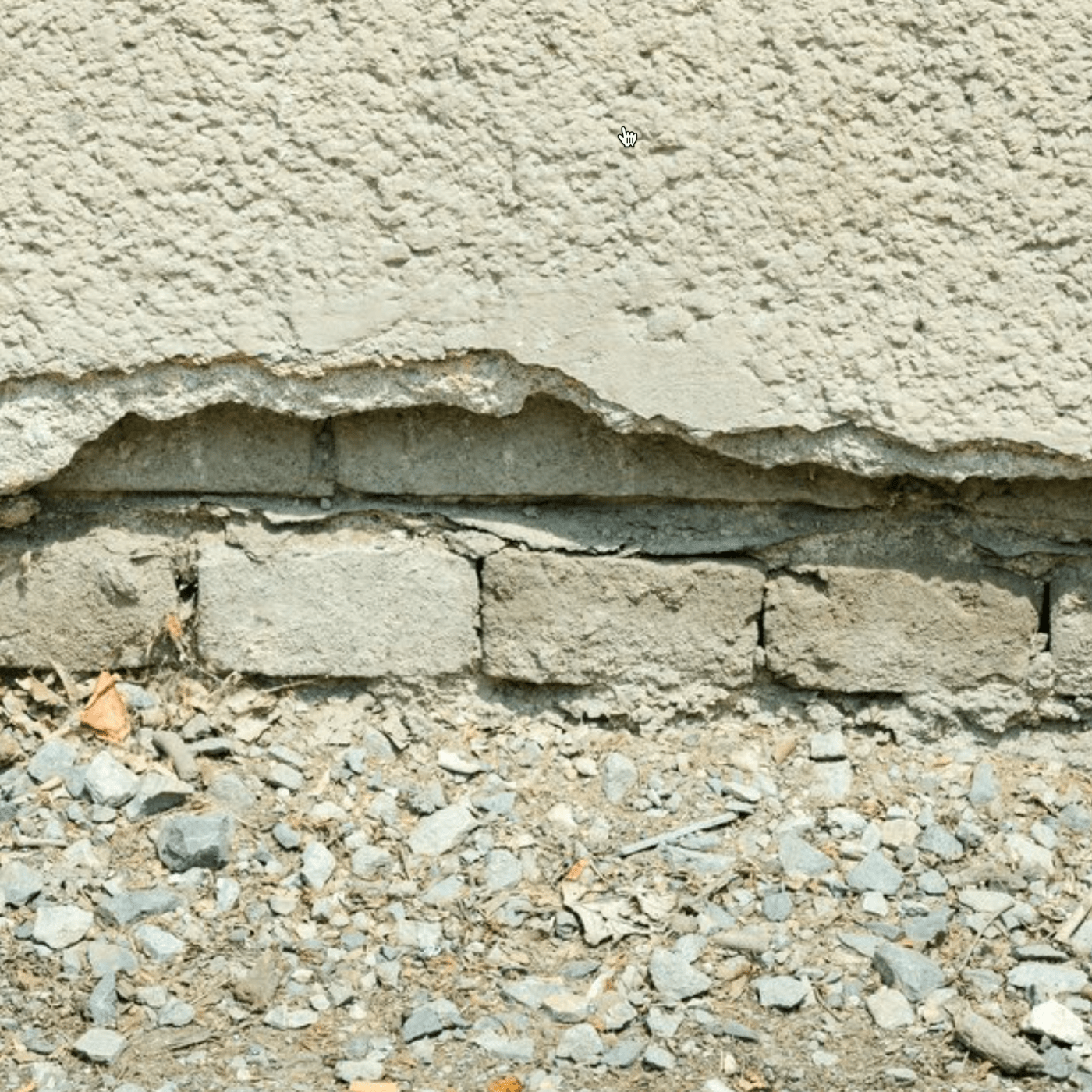 Foundation Shifting and Settling leads to leaks - Elder & Young Plumbing Company
